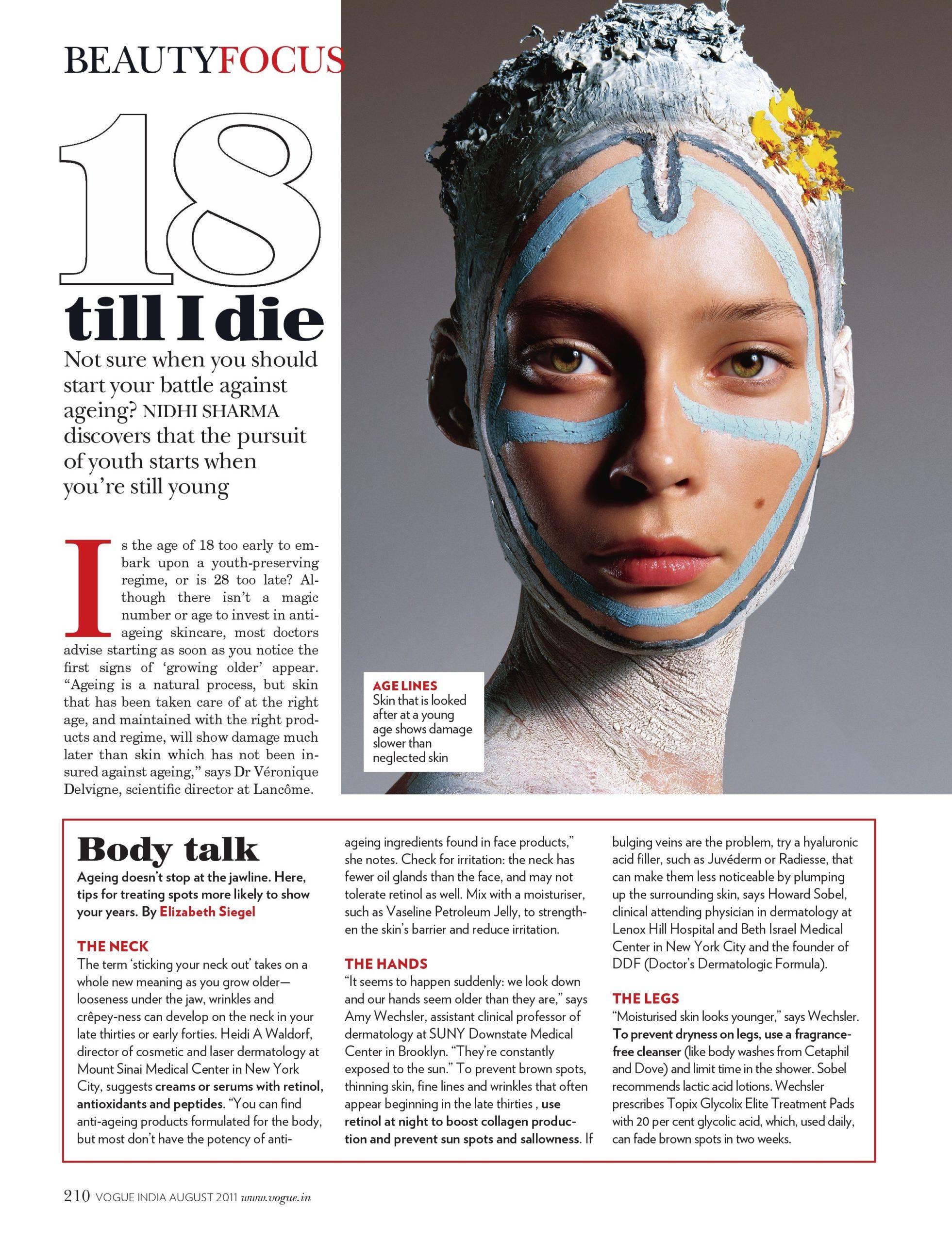 18 Till i die – Nidhi Sharma