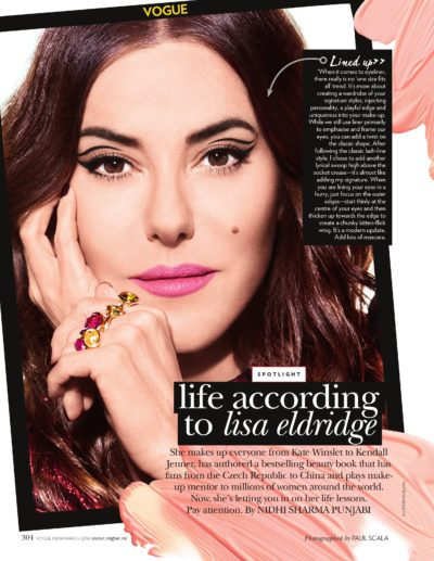 life according to lisa eldridge